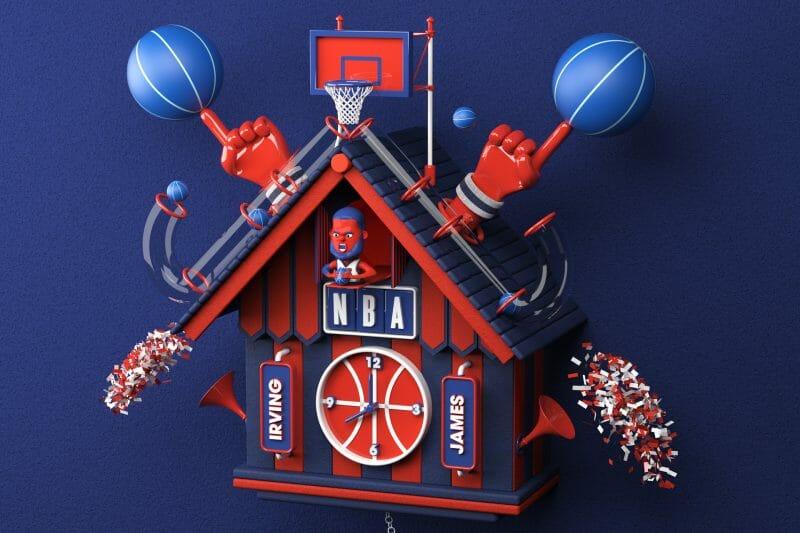 NBA par Design Lad