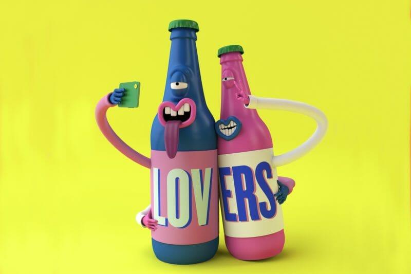design lad beer lovers