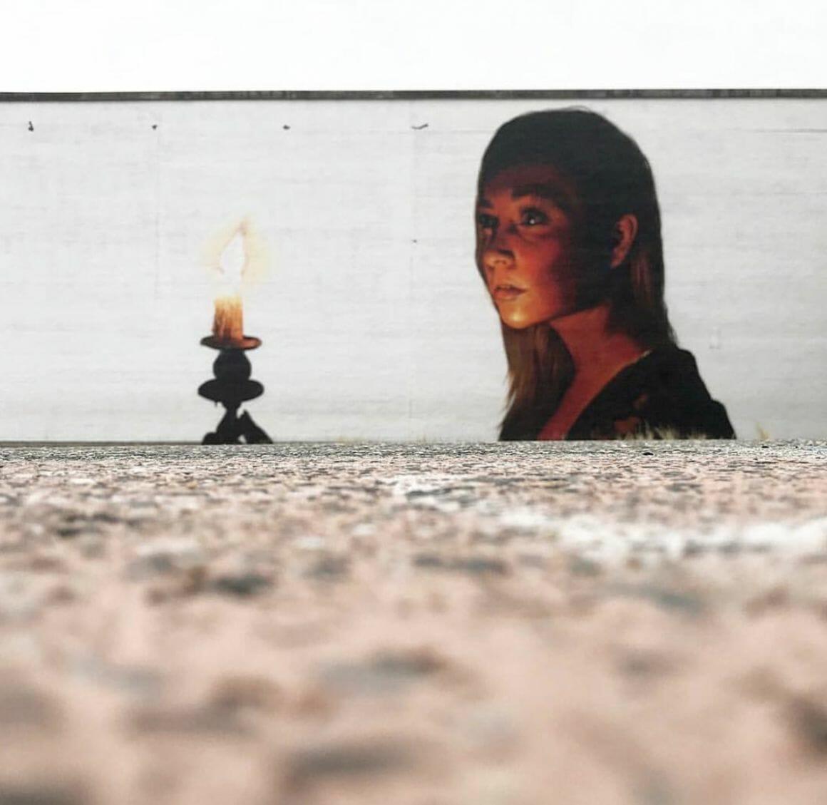 Drew Merritt street art