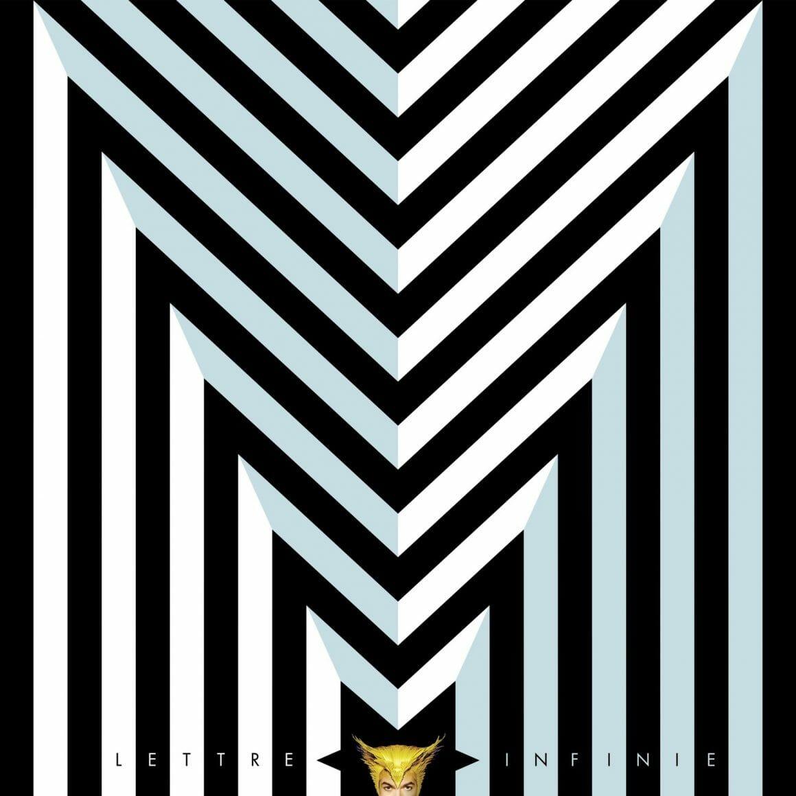 Lettre infinie, le dernier album de -M- Matthieu Chedid