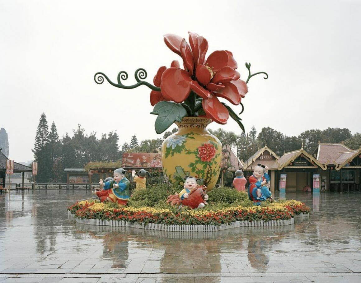 Statue décorative