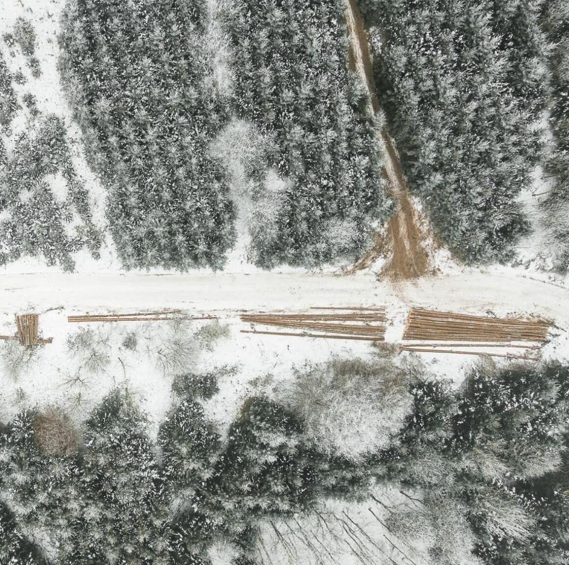Tom Hegen photographie aérienne