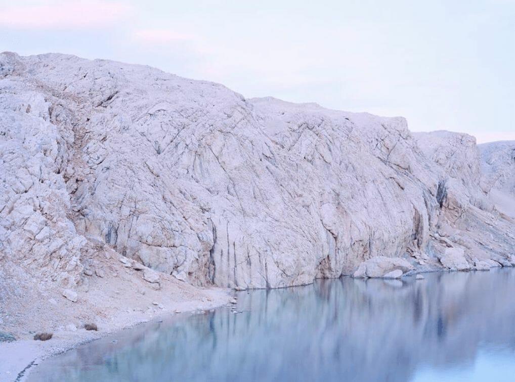 falaises en photo par Luca Tombolini