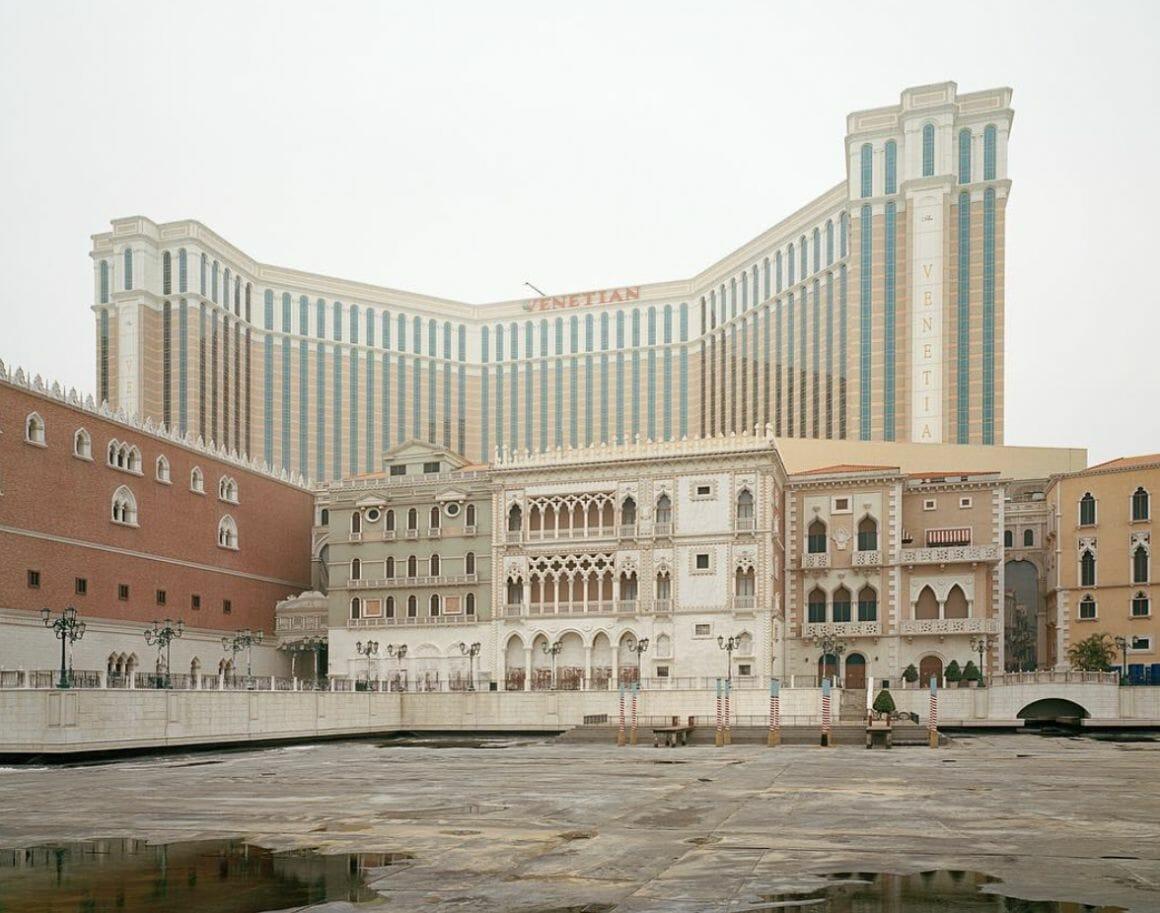parc à Macau