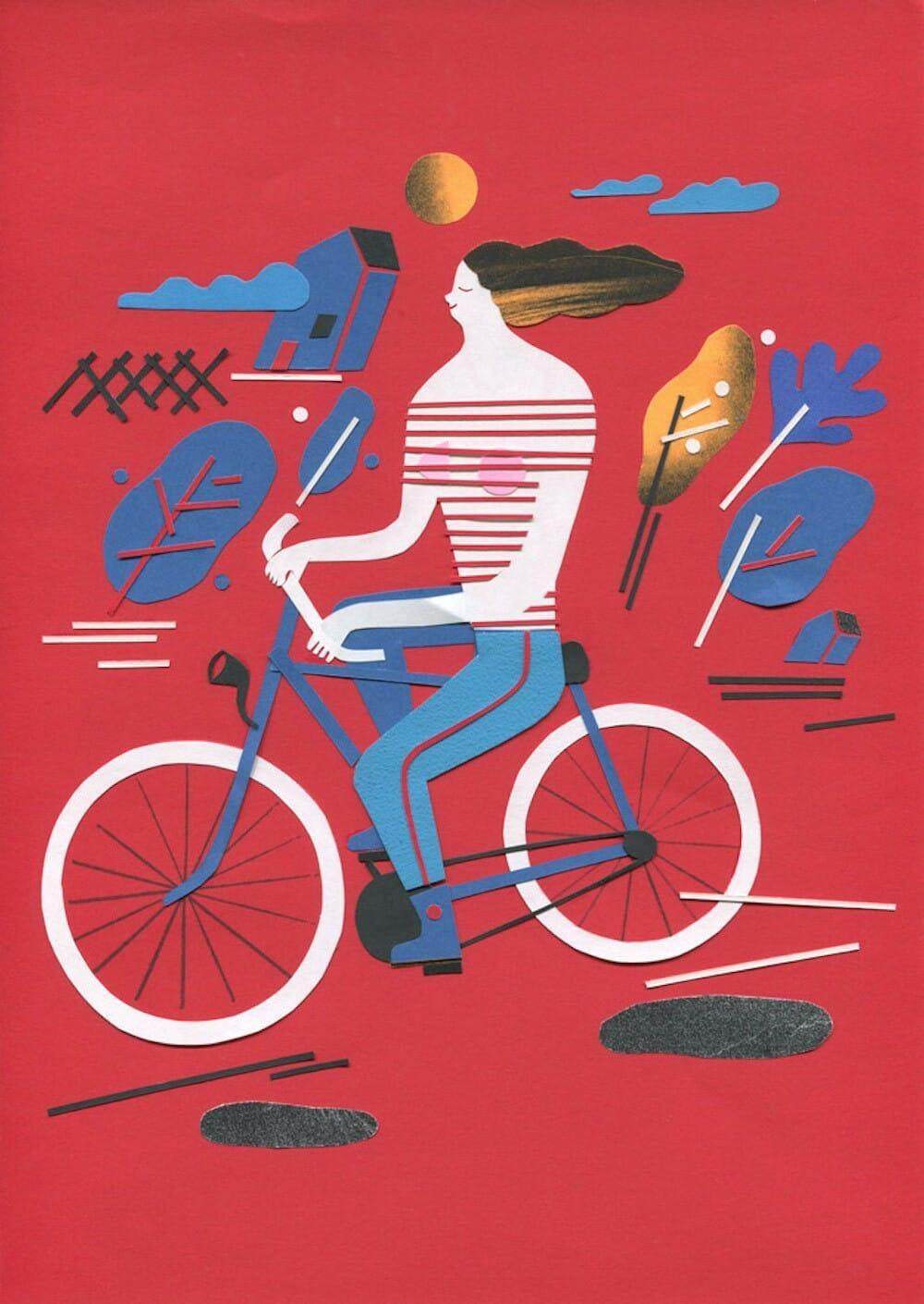 Stephanie Wunderlich illustration