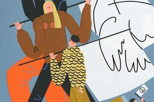 Stéphanie Wunderlich, illustratrice affranchie et résolument féministe 4