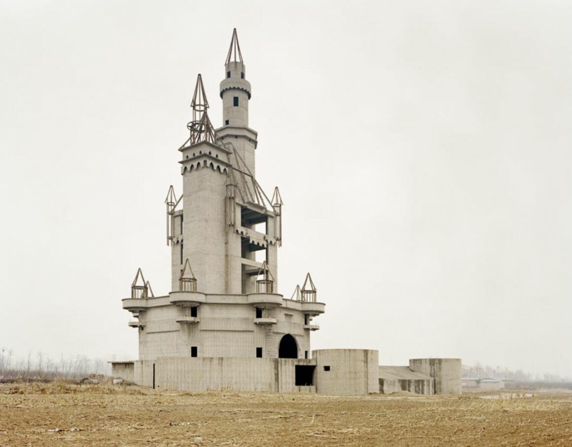 un château à Pékin