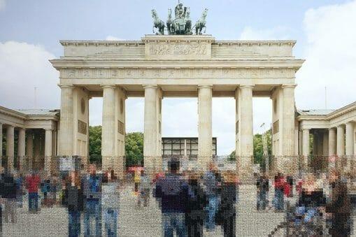 Brandenburg Gate de Diane Meyer