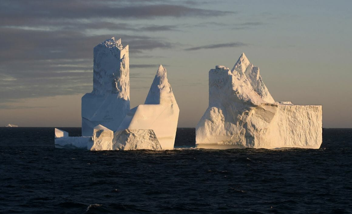 iceberg Dérivés, iceberg de Hugo Livet