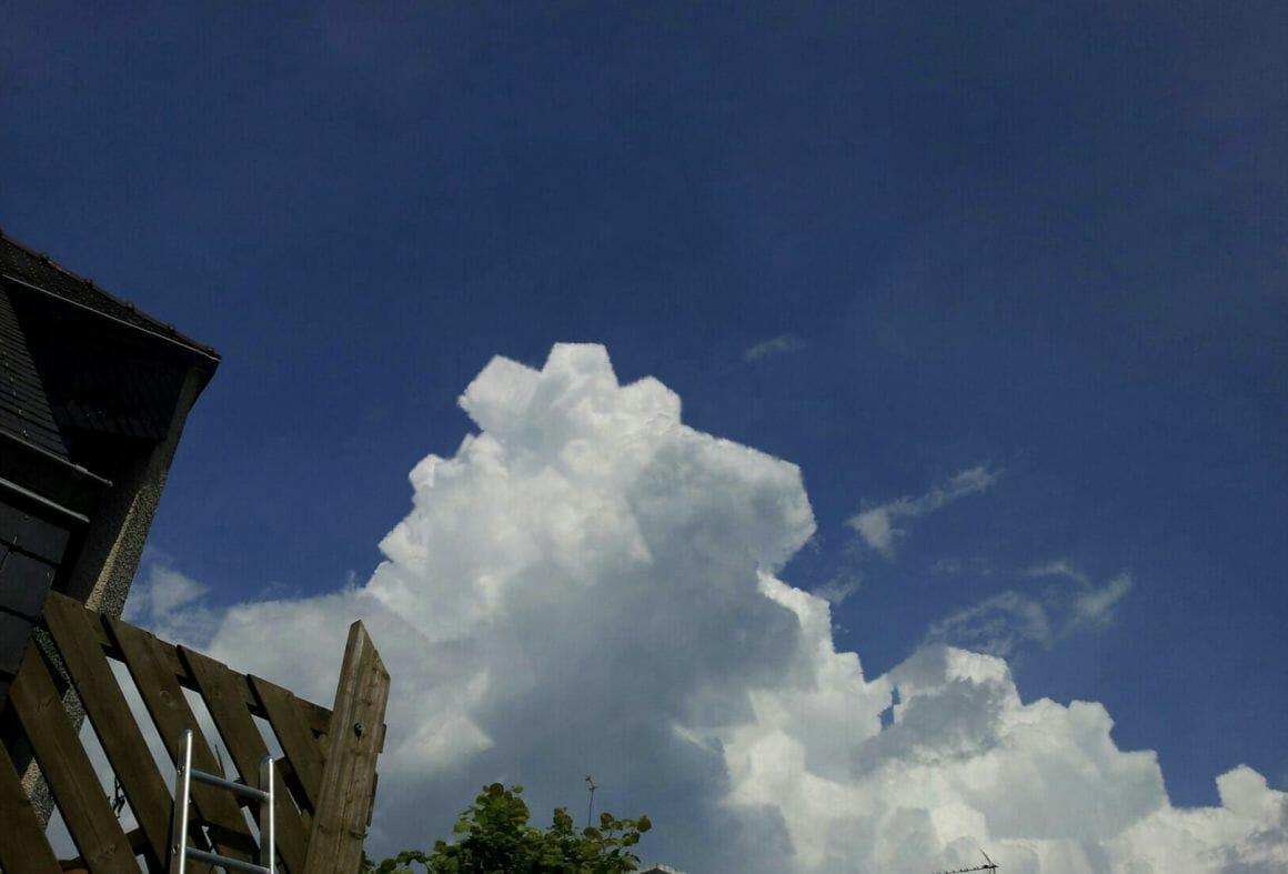 les nuages de Hugo Livet
