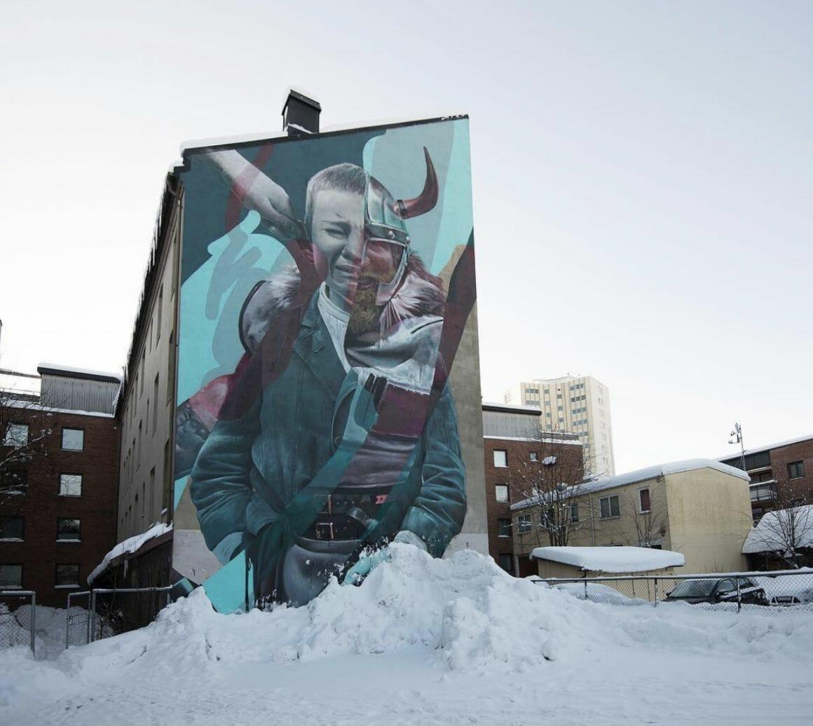 Telmo Miel et leurs street art