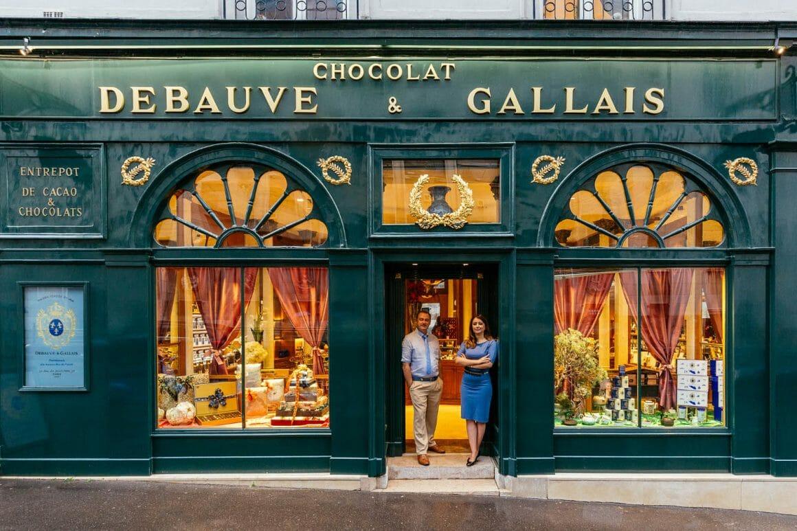 chocolatier parisien paris re-tale