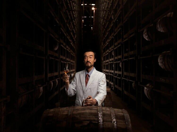 Portrait de Jota Tanaka, fabricant de bière artisanale, photographié par Roman Jehanno