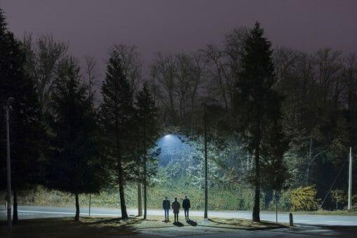 Photographie d'un paysage tirée de la série Unreal de Giacomo Infantino