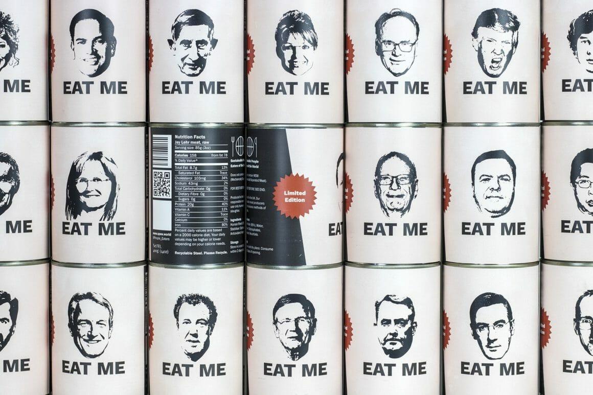 Spike Dennis dégaine son humour noir avec Eat Me 4