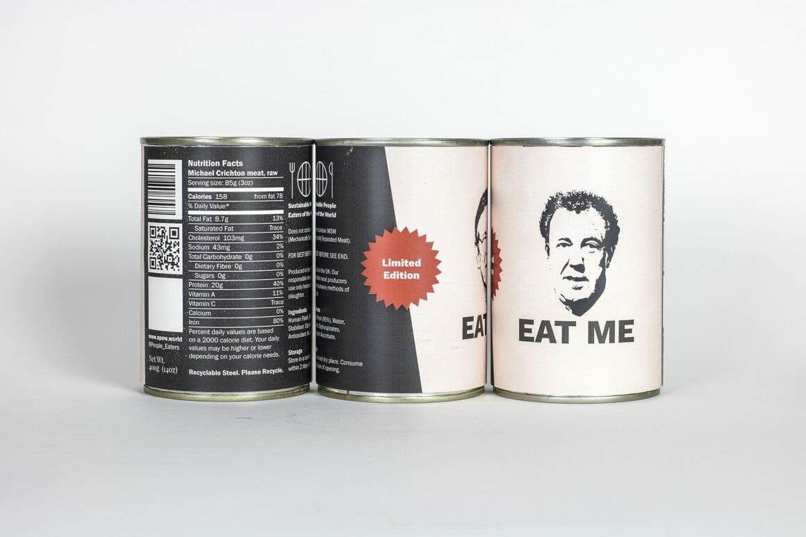 Spike Dennis dégaine son humour noir avec Eat Me 2