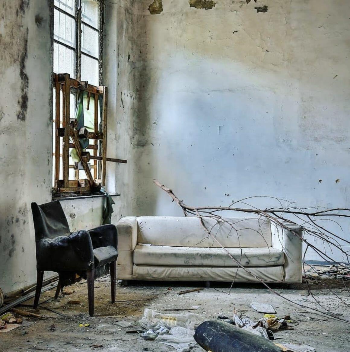 photographie d'un canapé prise par revierstrolch