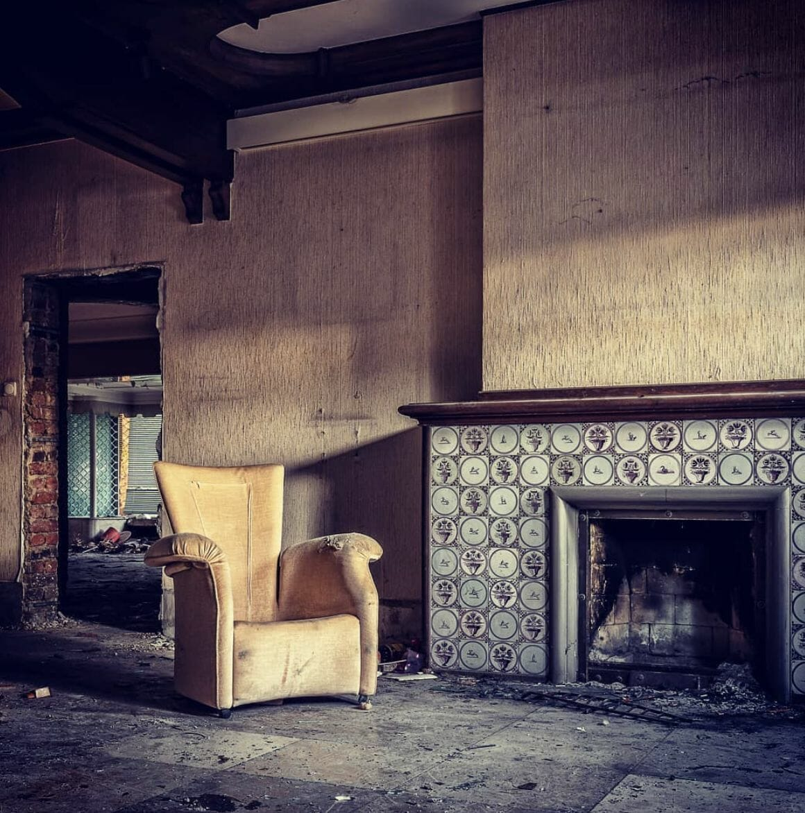 photographie d'un salon prise par revierstrolch