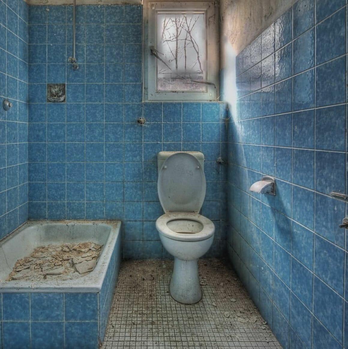photographie d'une salle de bain prise par revierstrolch