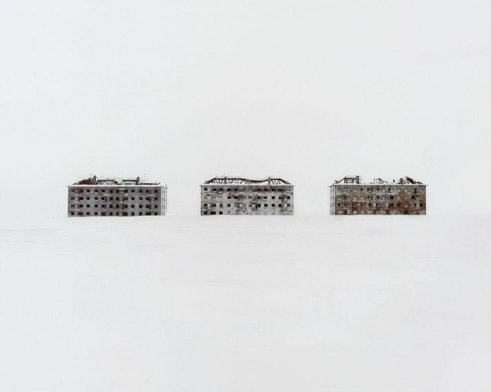 """photo de la série """"Restricted Areas"""" réalisé par le photographe russe Danila Tkachenko"""