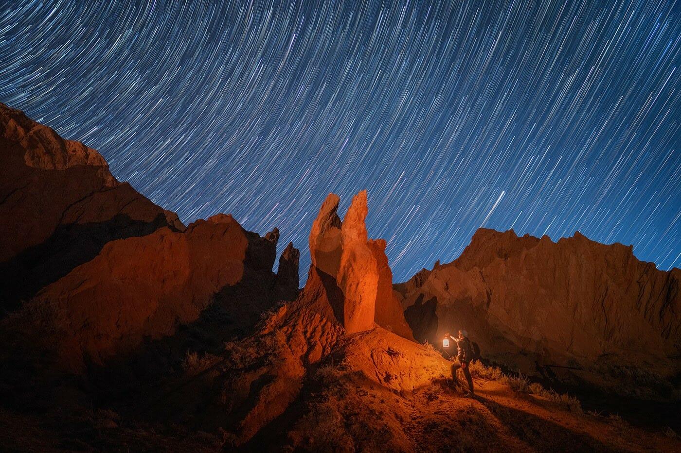 À la découverte des canyons Inconnus du Kyrgyzstan, en compagnie d'Albert Dros 1