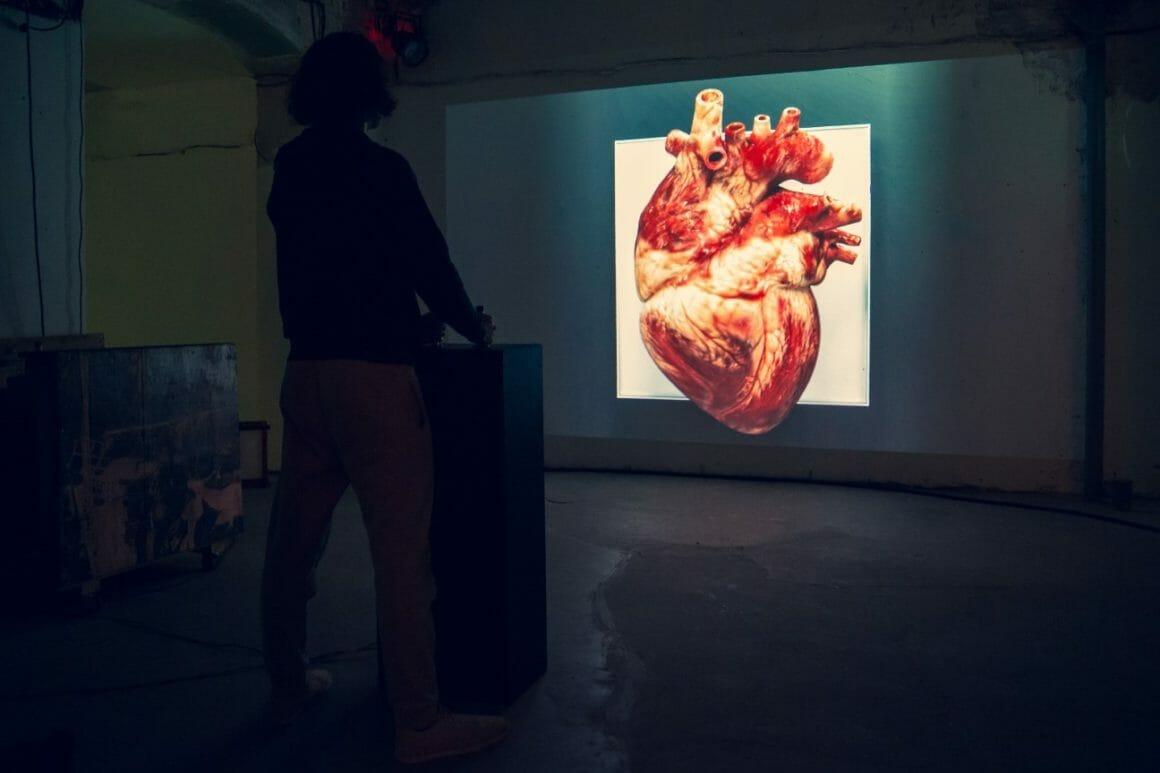 Photographie du projet A living heart réalisé par ParseError