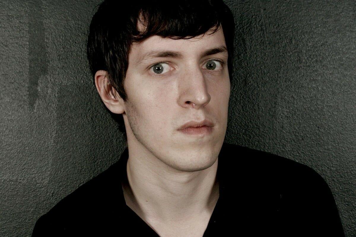 Portrait de SebastiAn membre de Ed Banger