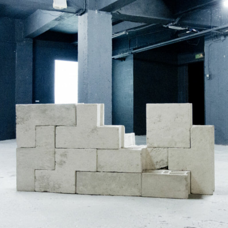 mur tetris