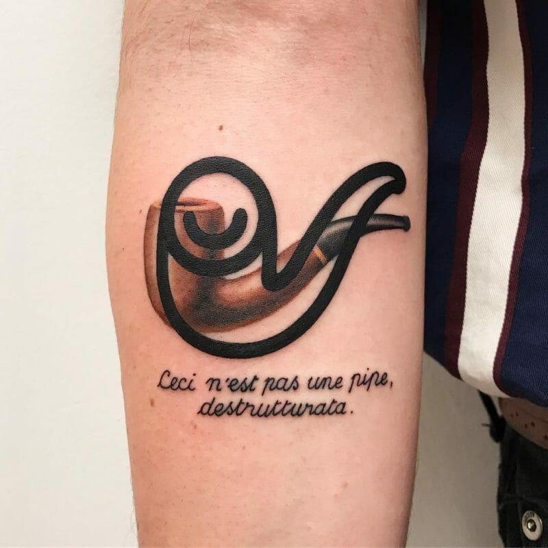 Mattia Mambo tatouage