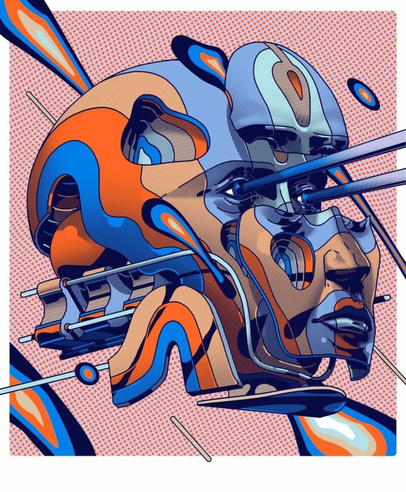 Smithe illustration Tenfold