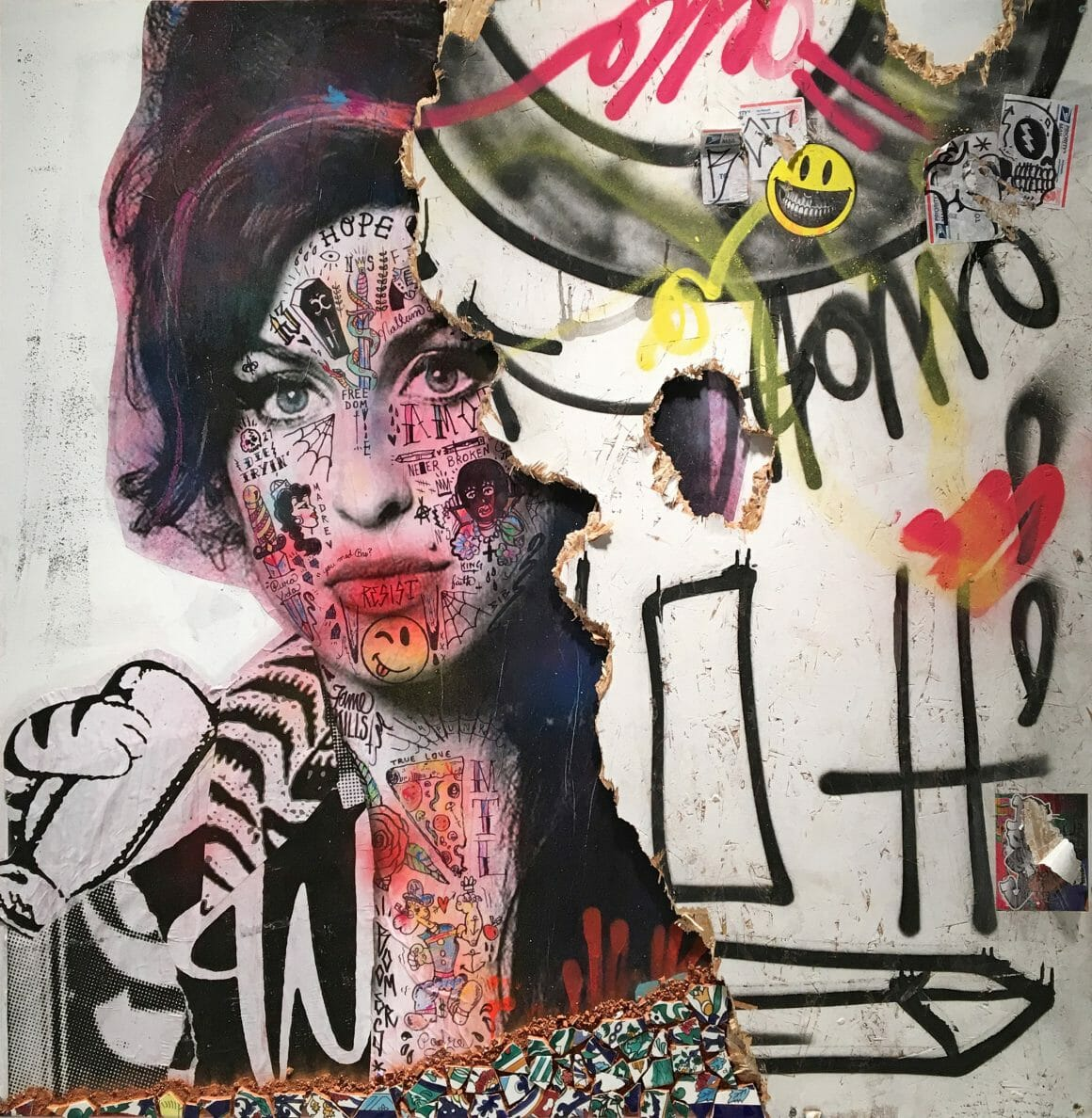 Stikki Peaches Amy Winehouse