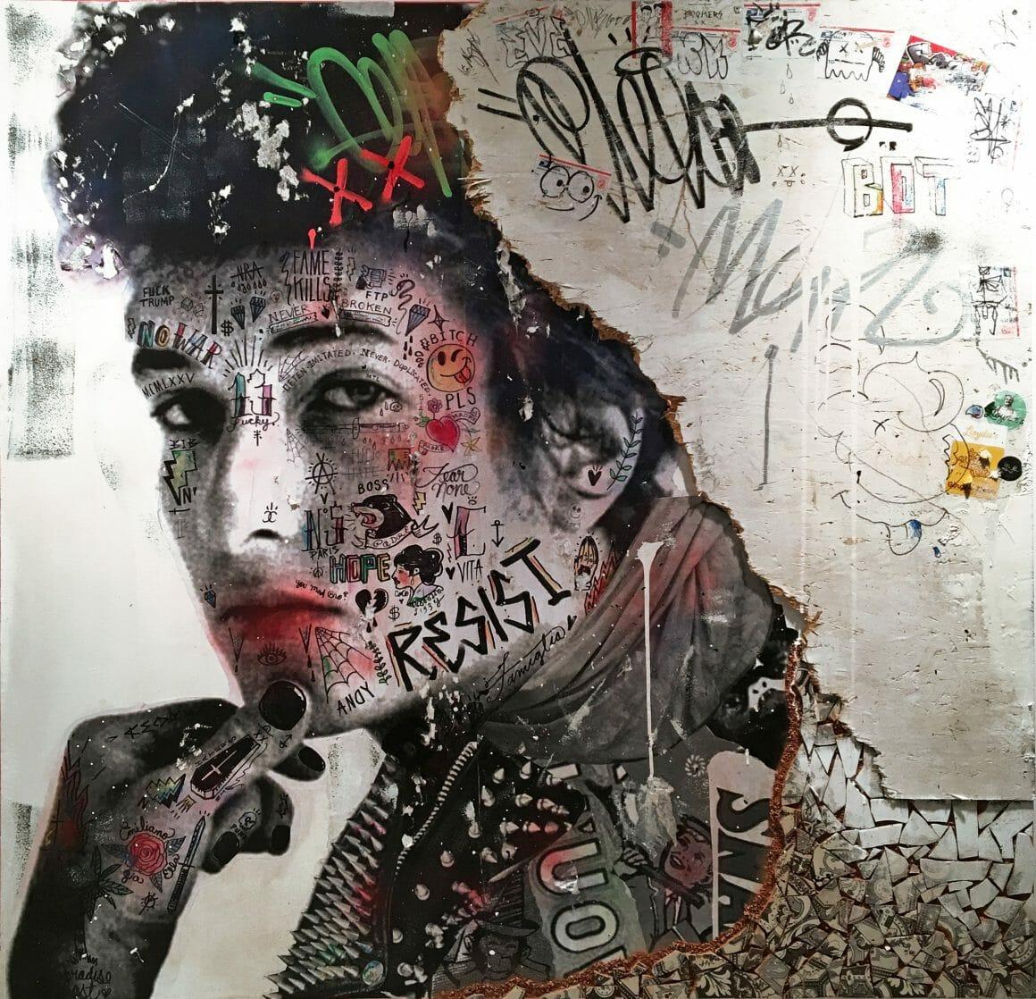 Stikki Peaches Bob Dylan
