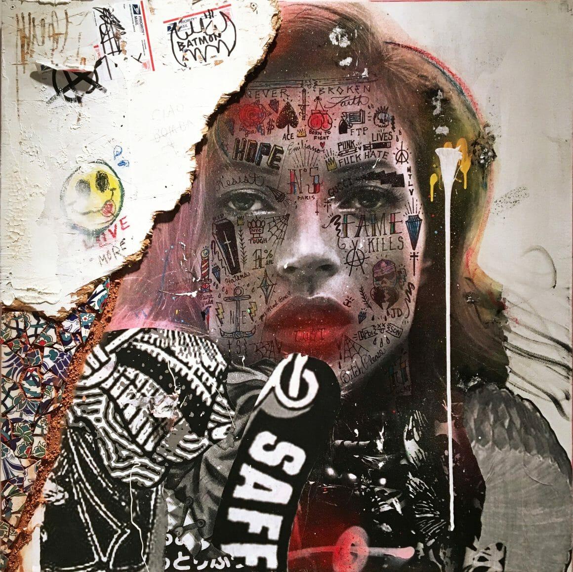 Stikki Peaches Kate Moss