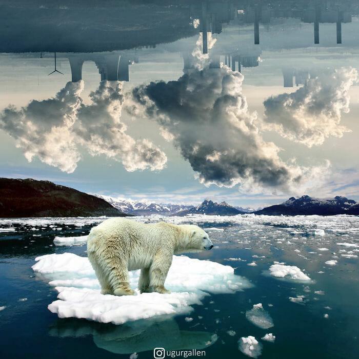 Uğur Gallenkuş - Réchauffement climatique