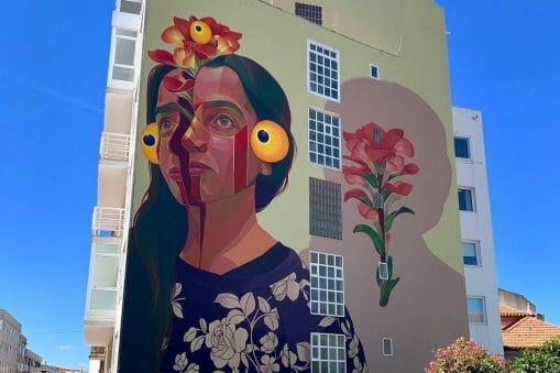 L'artiste Gleo concilie légendes folkloriques et street art 4