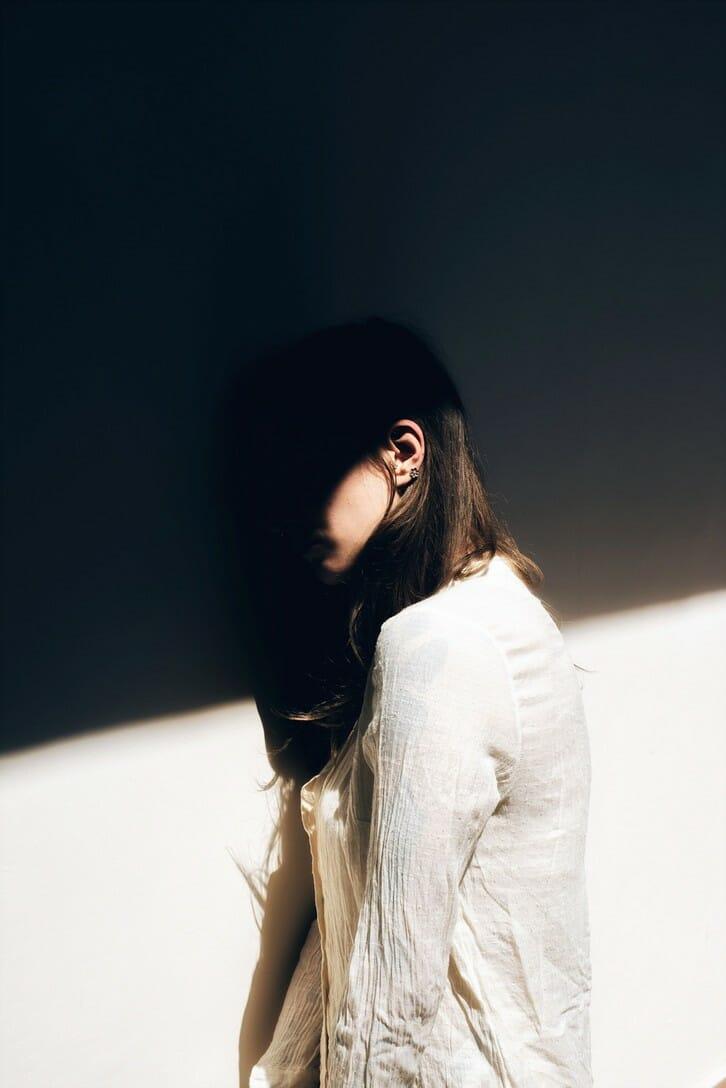 Photographie réalisée par Polina Washington illustrant un portrait