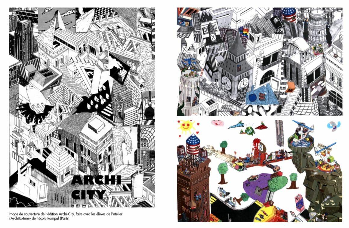 Elie Huault atelier architecture dans les écoles