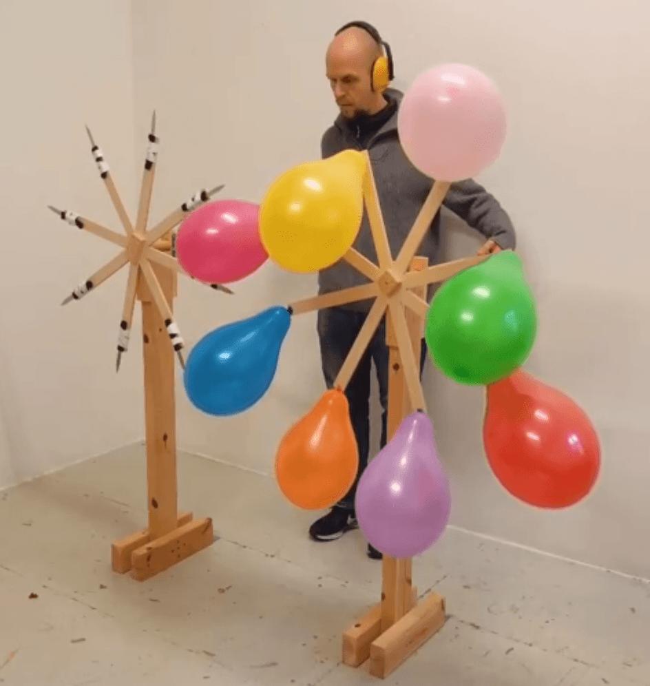 jan Hakon Erichsen ave ses ballons