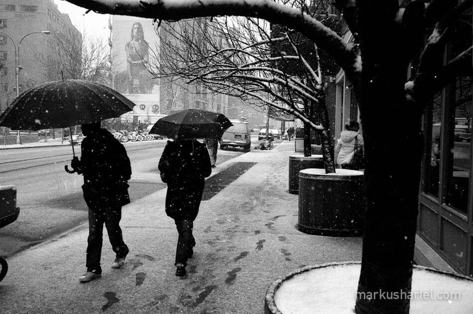 Markus Hartel neige