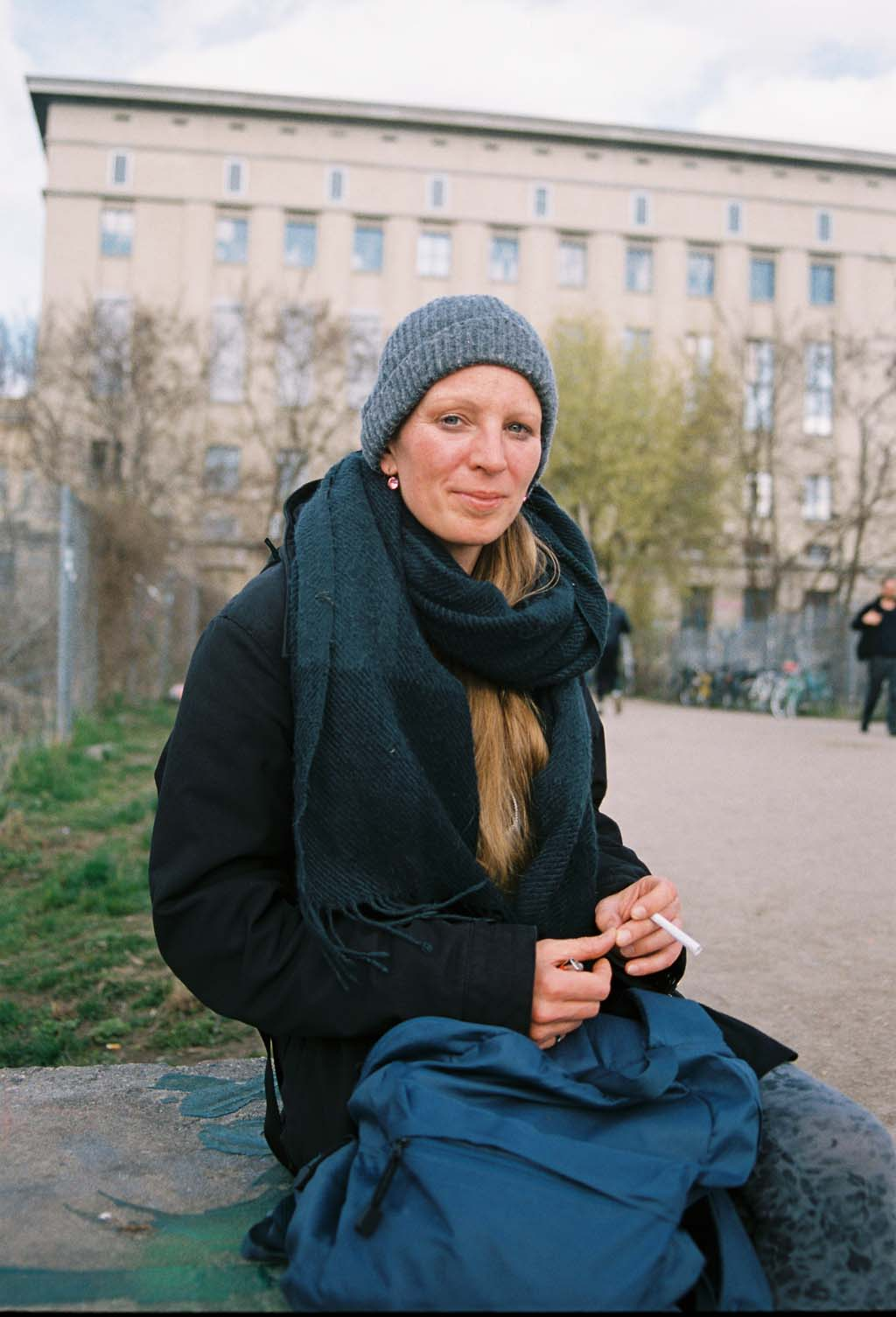 Nacht Clubs Berlin femme bonnet