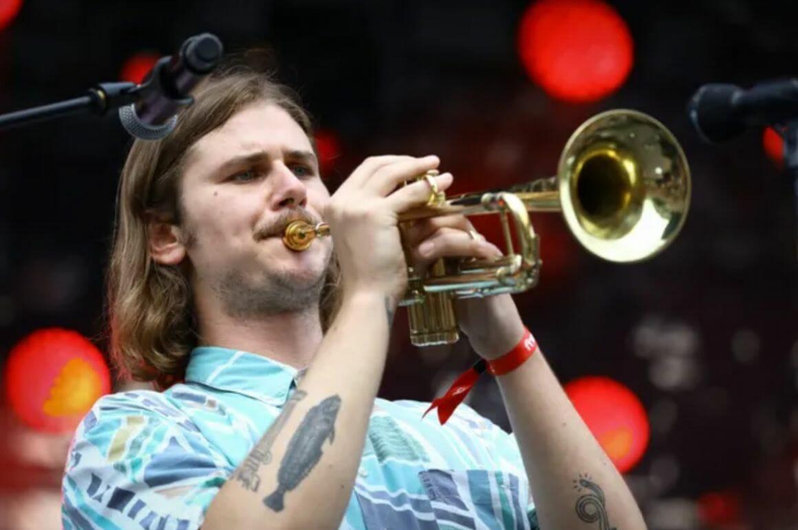 Voyou à la trompette