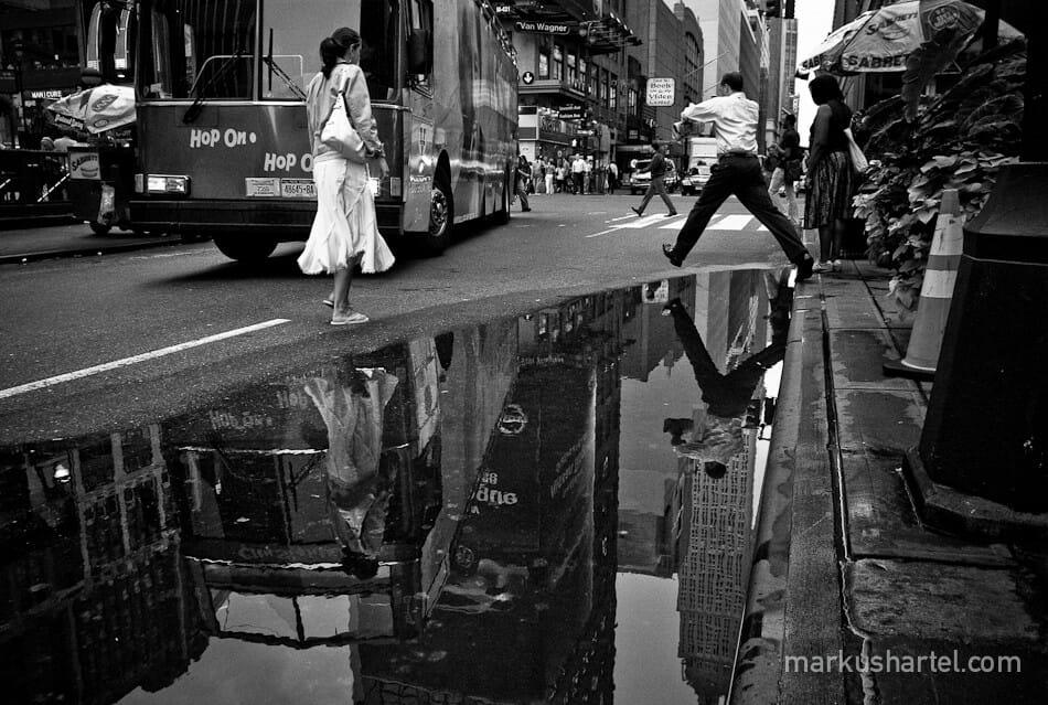 photo de markus hartel a nyc
