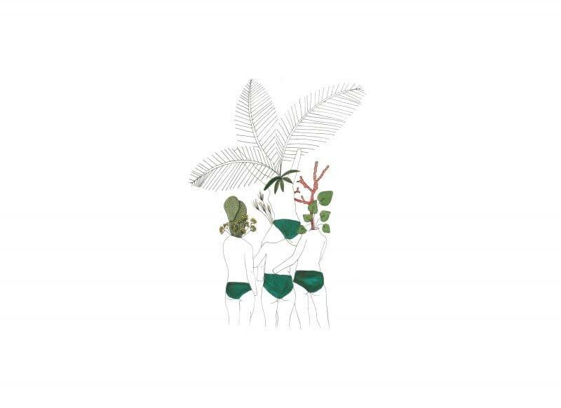 Les femmes plantes d'Alexia Caamano