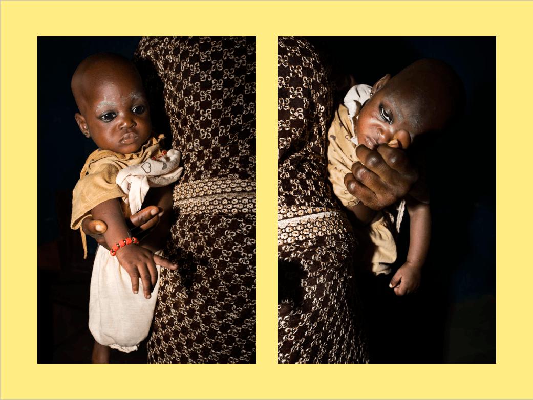 Land of Ibeji  © Bénédicte Kurzen, Sanne De Wilde, 2019