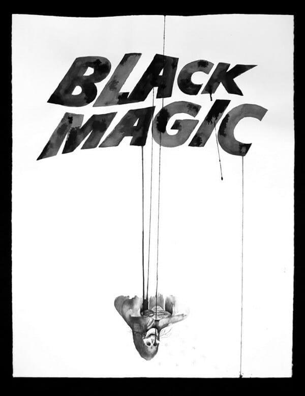 Othelo Gervacio black magic