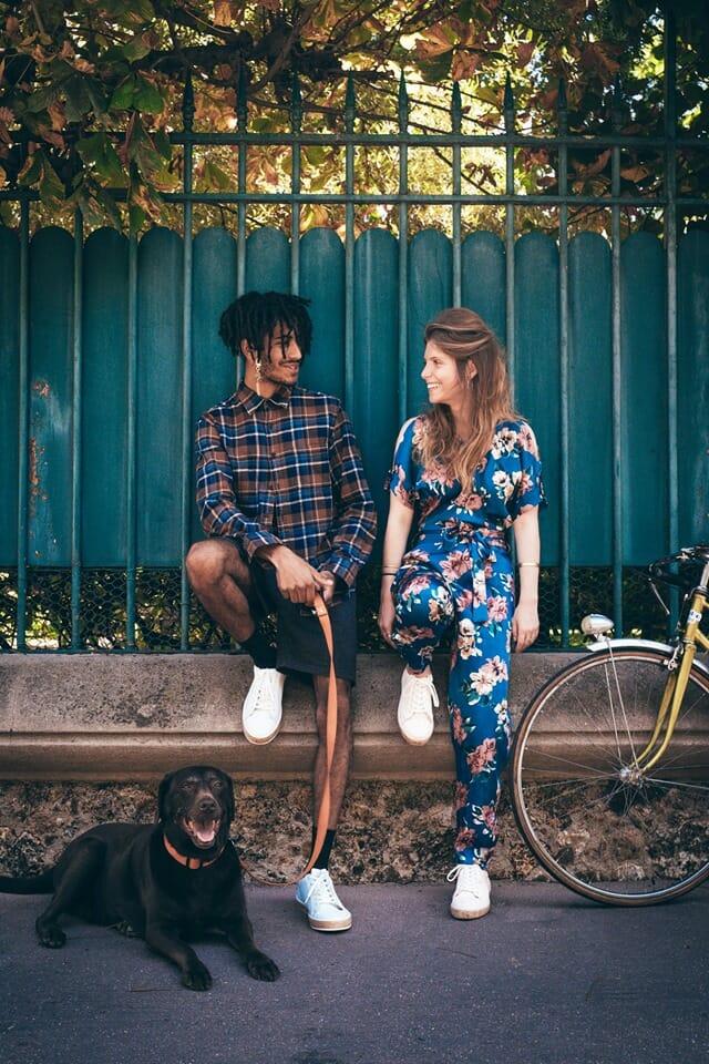 Marcel & Simone des sneakers responsables