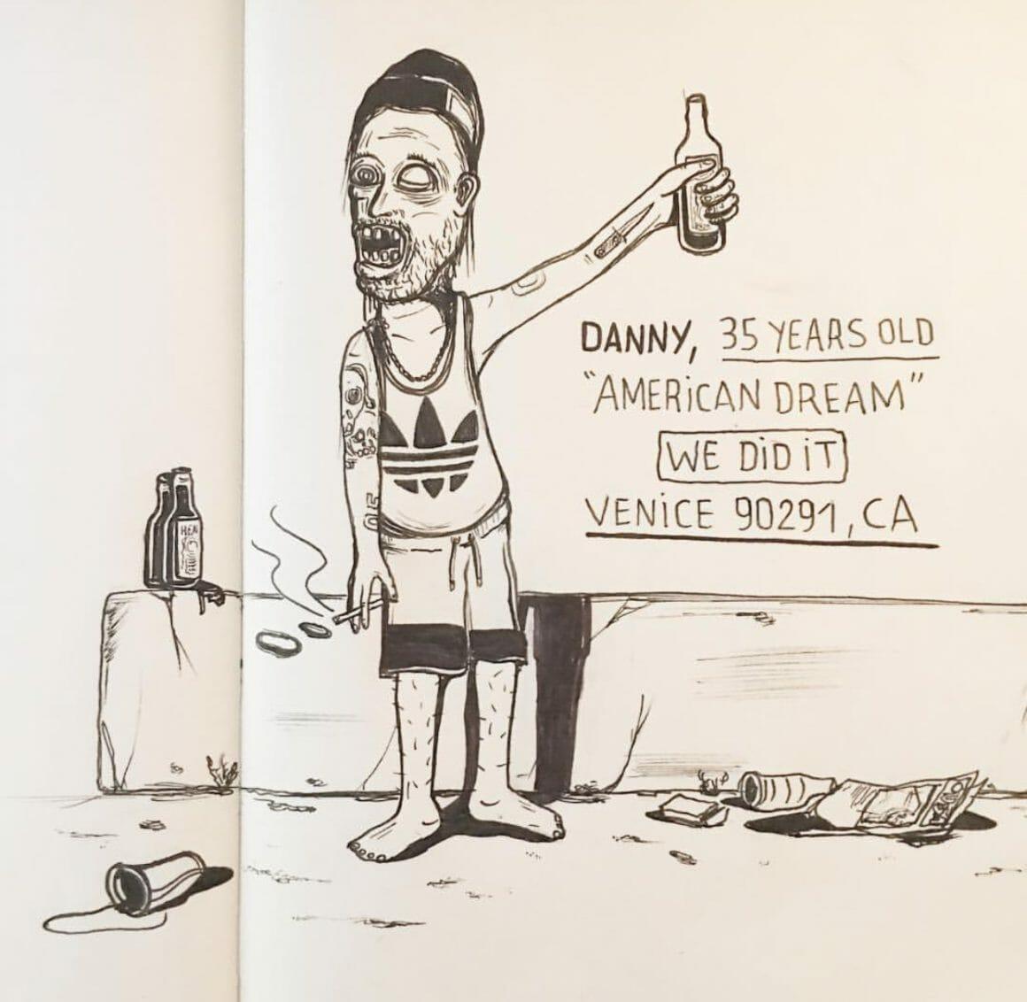 Mygalo : Danny