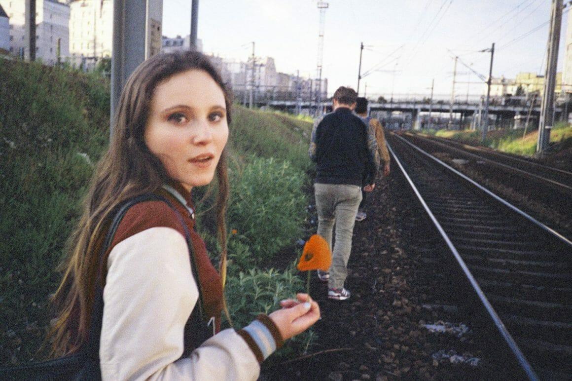 "Olivia Bee, ""Kids in Love"", Paris at Sunrise (Poppy), 2013."