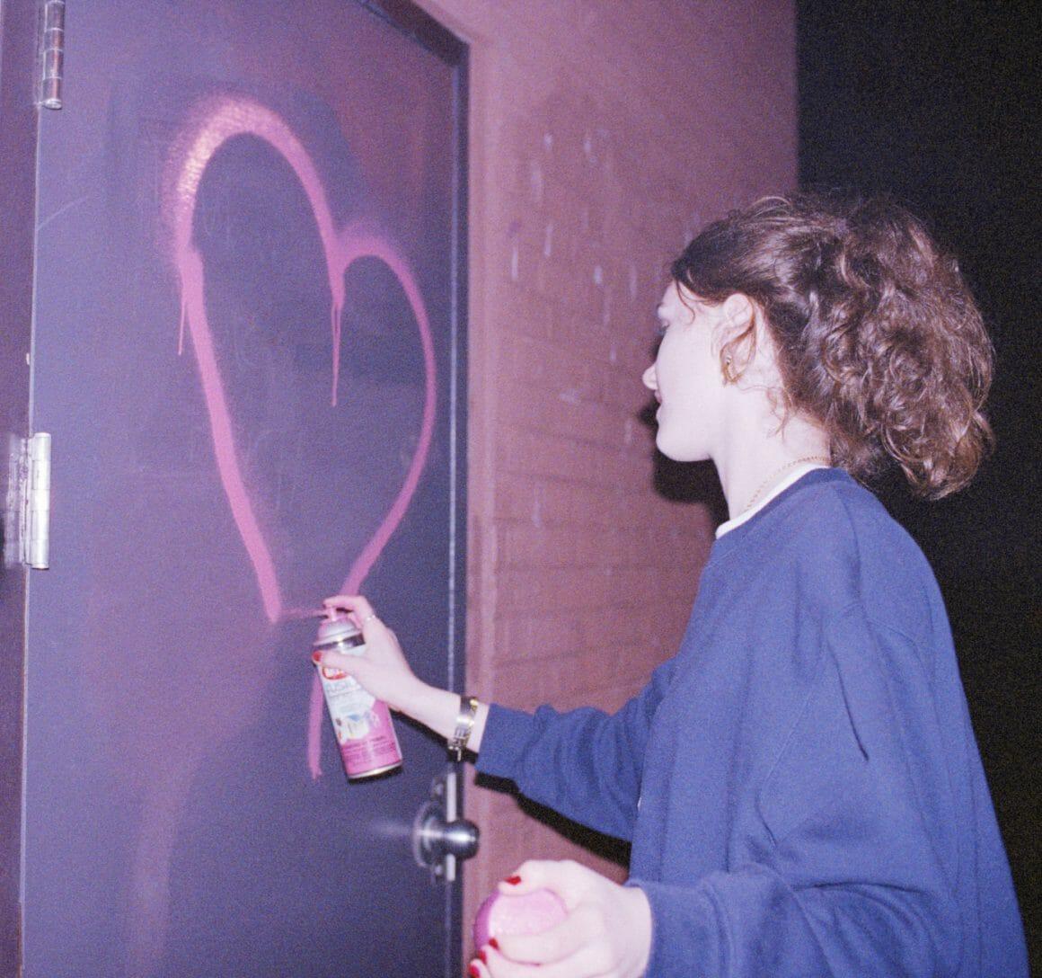 """Olivia Bee, """"Kids in Love"""", Bitchcraft (Anna), 2012."""