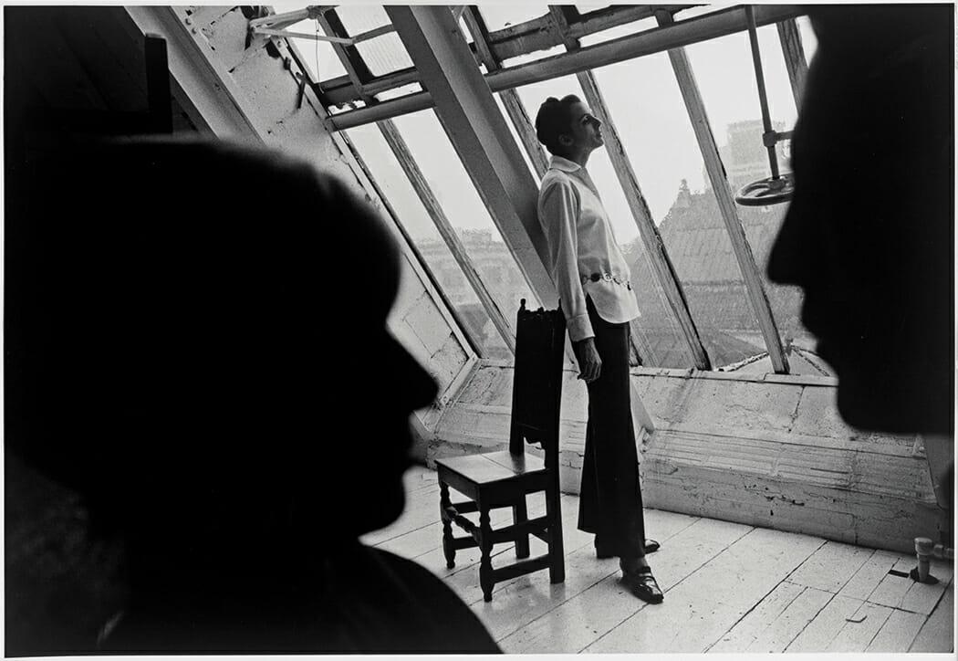 Saul Leiter, la photographie jugée la plus belle